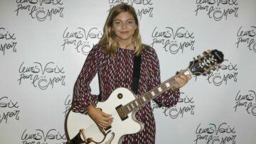 Louane interprète la chanson préférée de son père disparu dans l'album hommage à Johnny Hallyday