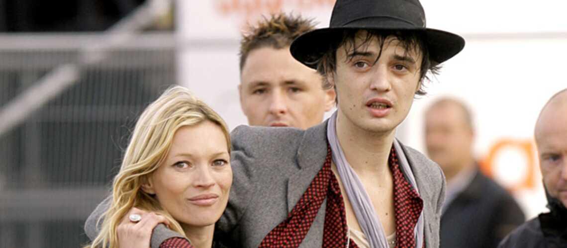 Pete Doherty rachète à un ami sa sextape avec Kate Moss