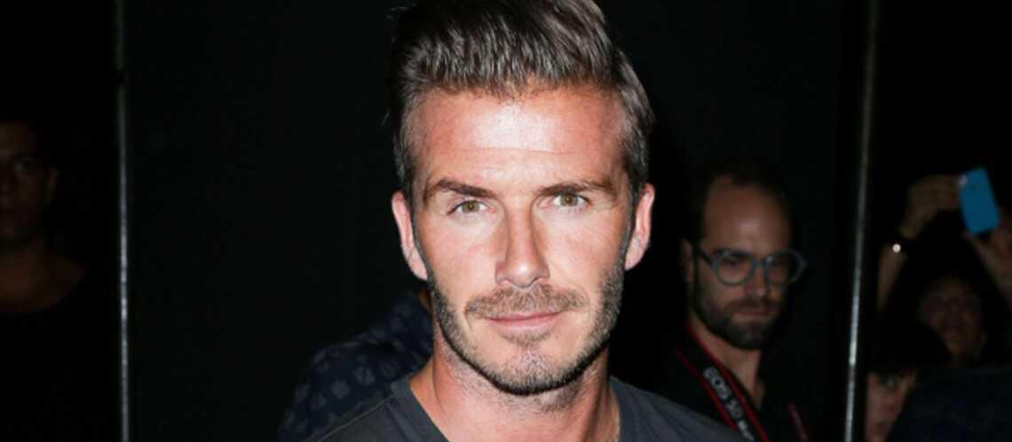 """David Beckham: """"Je ne suis pas sûr que les gens veulent encore me voir en sous-vêtements"""""""