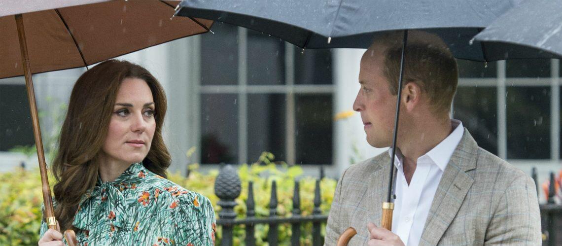 Le prince William dévoile le remède de Kate contre les nausées
