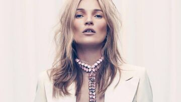 Kate Moss, sexy bling