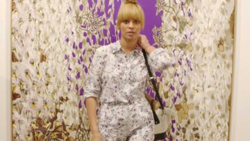 Photos – Beyoncé, Katie Holmes: les fleurs se portent mini
