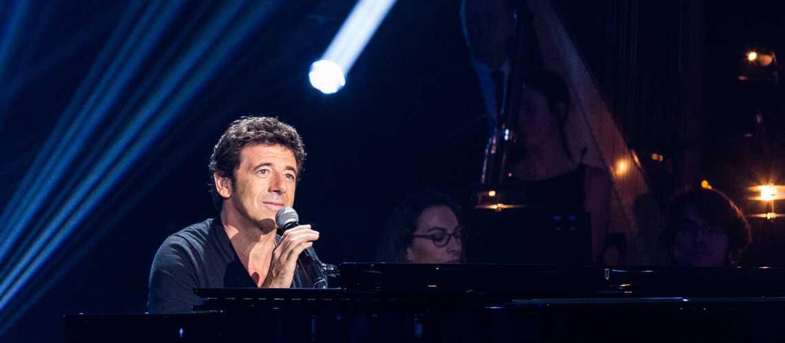 Patrick Bruel: un concert événement en direct sur TF1