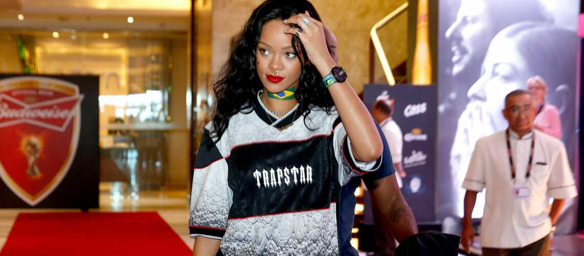 Rihanna à l'at­taque de Liver­pool?