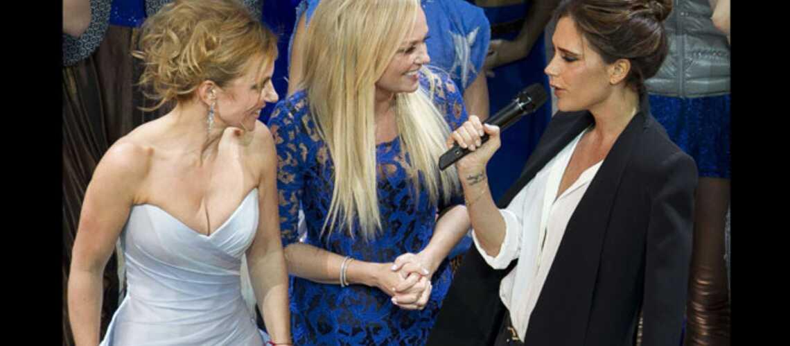 Victoria Beckham, Spice Girl malgré elle
