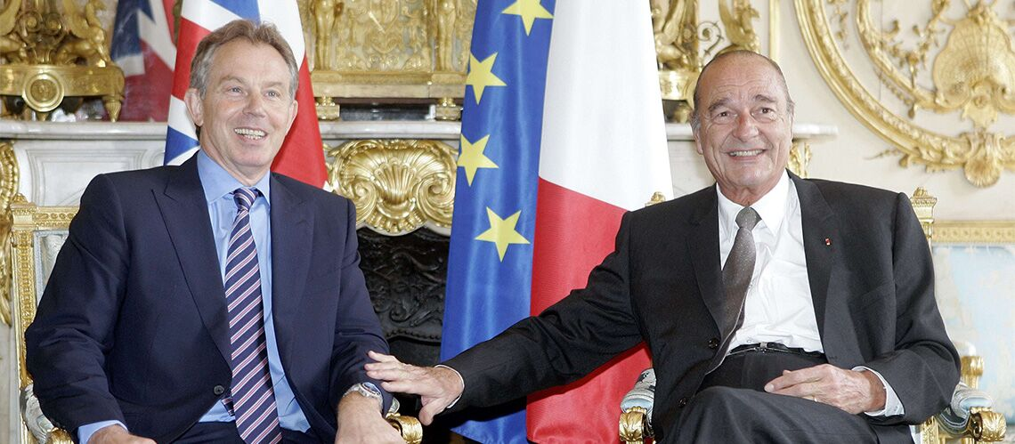 La mauvaise blague de Jacques Chirac qui a vexé Tony Blair