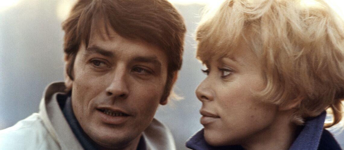 PHOTOS – Mort de Mireille Darc: l'actrice racontait sa folle histoire d'amour avec Alain Delon