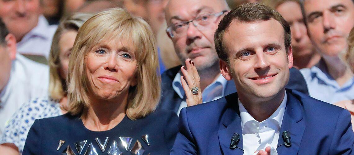 Emmanuel Macron vit grâce à la retraite de son épouse Brigitte