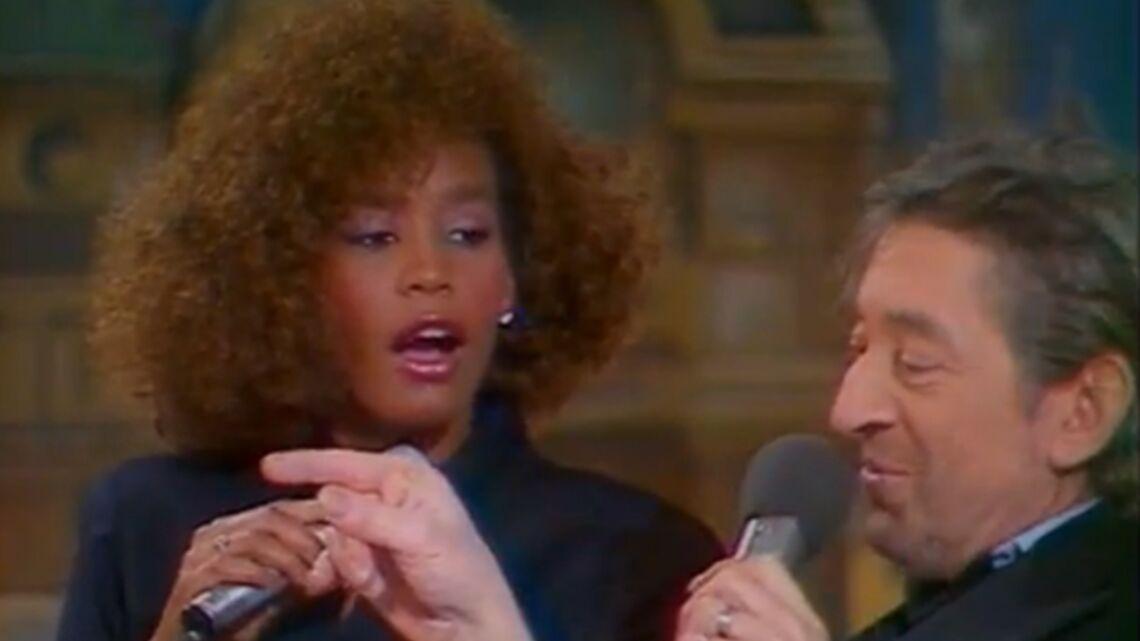 Michel Drucker parle de sa rencontre avec Whitney Houston