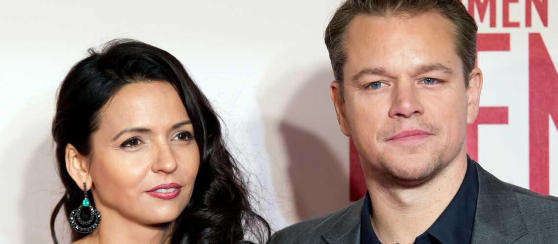 Matt Damon: jamais sans sa famille!