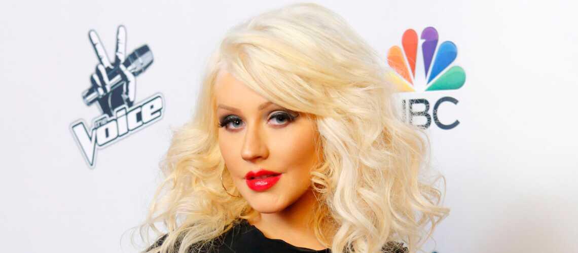 Christina Aguilera: la première une de sa fille