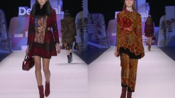 Fashion Week de New York: Desi­gual libère la mode
