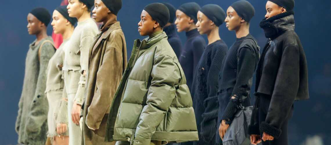 New York Fashion Week – Kanye West, du spec­tacle rien de plus
