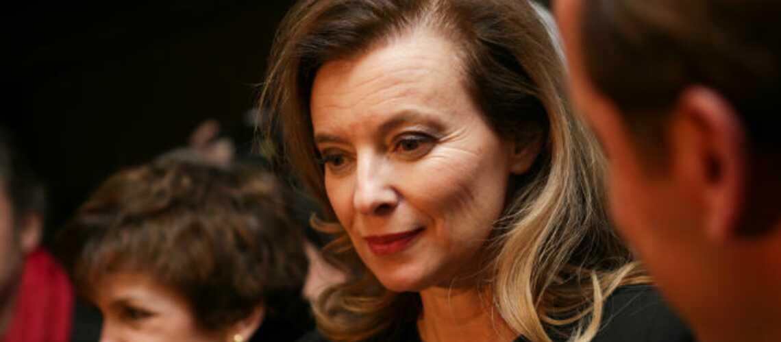 Valérie Trierweiler, la première dame hospitalisée