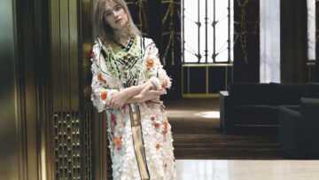 Natalia Vodianova, retour avec Prada