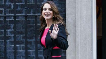 Rania de Jordanie soutient le peuple Syrien