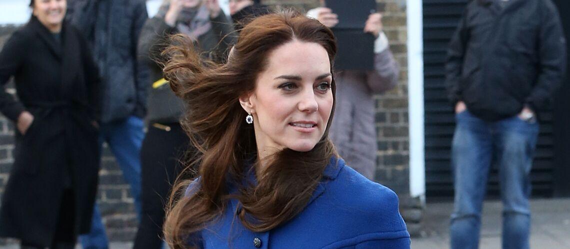 PHOTOS – Kate Middleton: ses boucles d'oreilles à petits prix