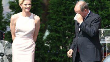 Charlène de Monaco à Albert II: «tu es le prince de cœur et de mon cœur»