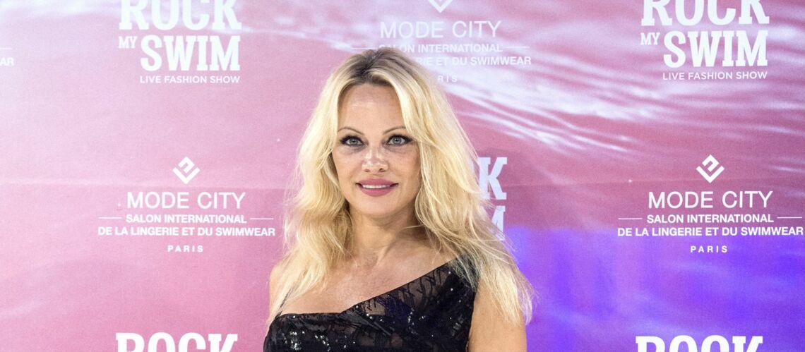 PHOTO –Maltraitance des employés: Pamela Anderson se retire de son projet de restaurant avec Christophe Leroy