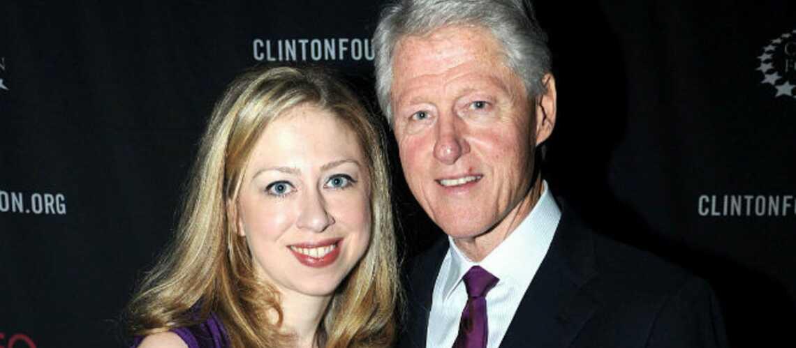 Bill Clinton élu père de l'année
