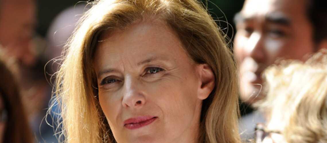 Valérie Trierweiler sur tous les fronts… médiatiques