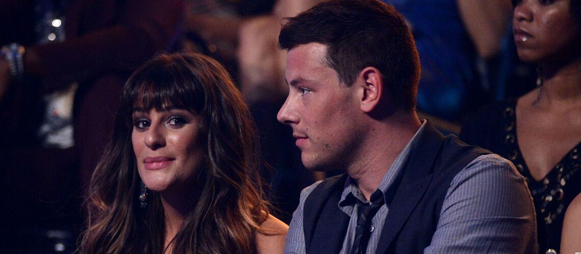 Lea Michele rend un émouvant hommage à Cory Monteith