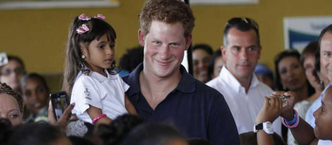 Photos- Harry à Rio