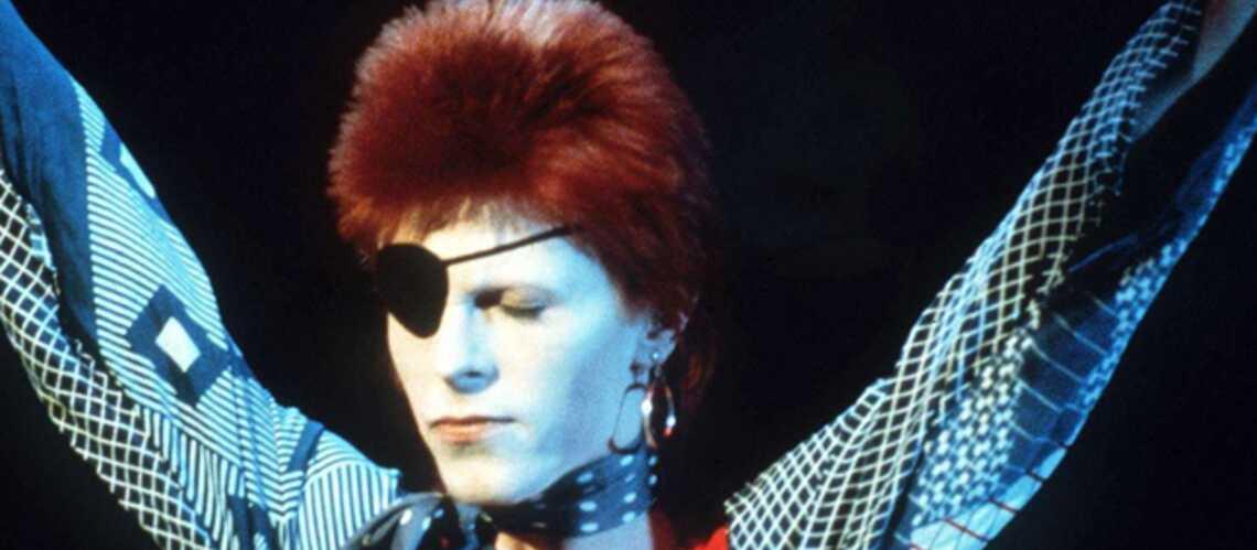 David Bowie, éternelle icône mode