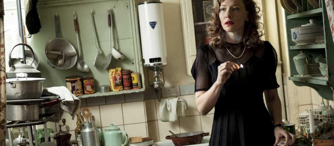 Cate Blanchett: «Mon premier enfant a été conçu en France»