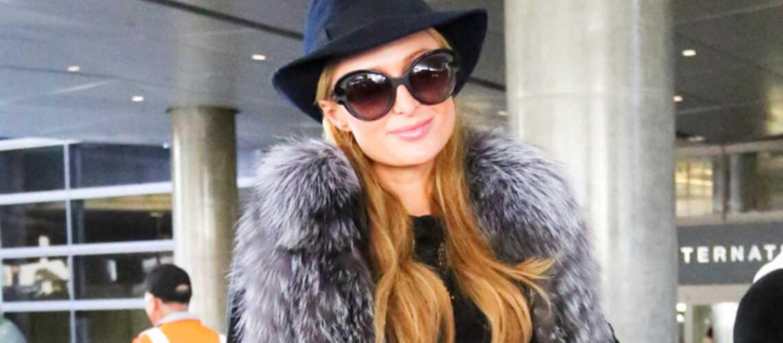 Shopping mode de star – Paris Hilton