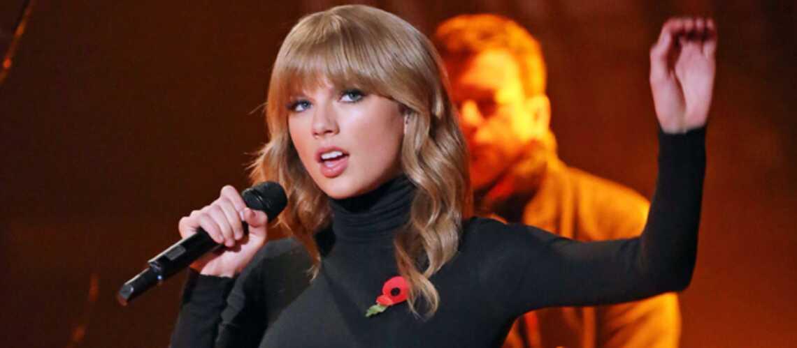 Taylor Swift, un ange chante