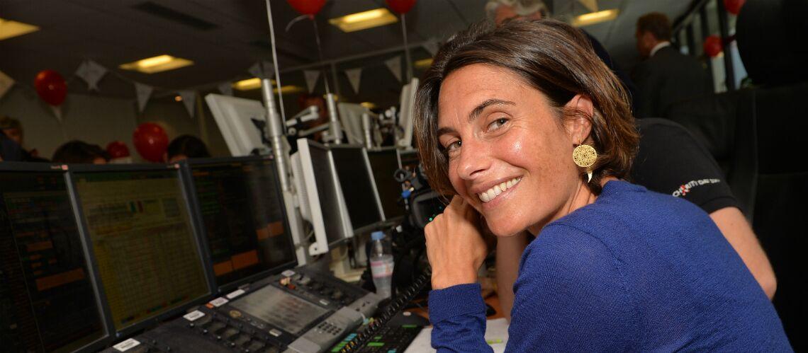 Alessandra Sublet balance sur les SMS de Thierry Ardisson et de sa femme Audrey Crespo-Mara