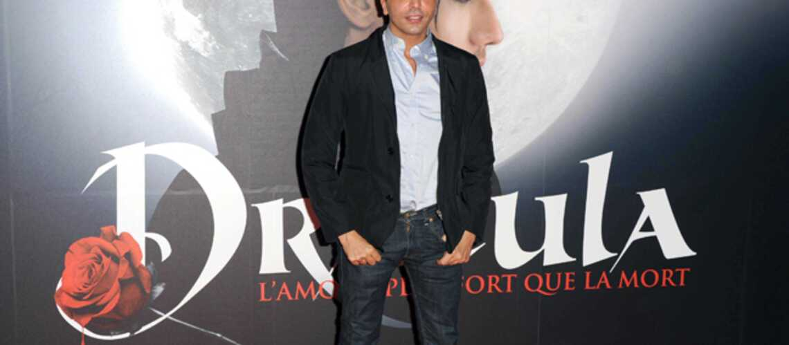 Photos- Kamel Ouali, super­star de Dracula