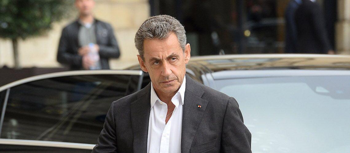 Andrée Sarkozy, la mère de Nicolas Sarkozy, hospitalisée à cause d'un malaise