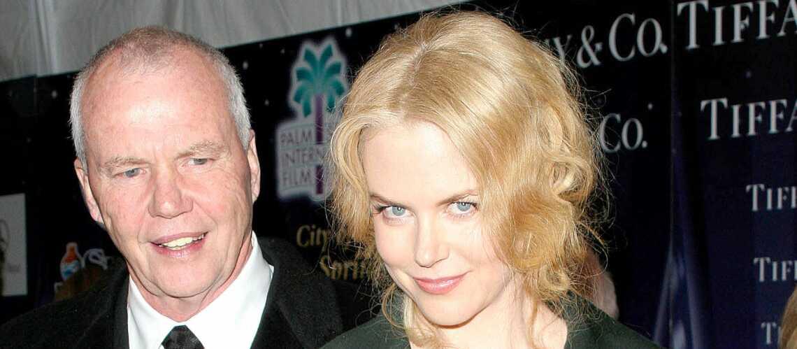 Nicole Kidman dans le deuil: son père est décédé tragiquement