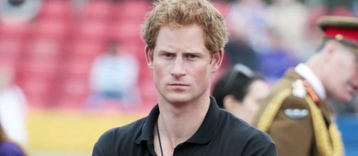Grosse frayeur pour le prince Harry