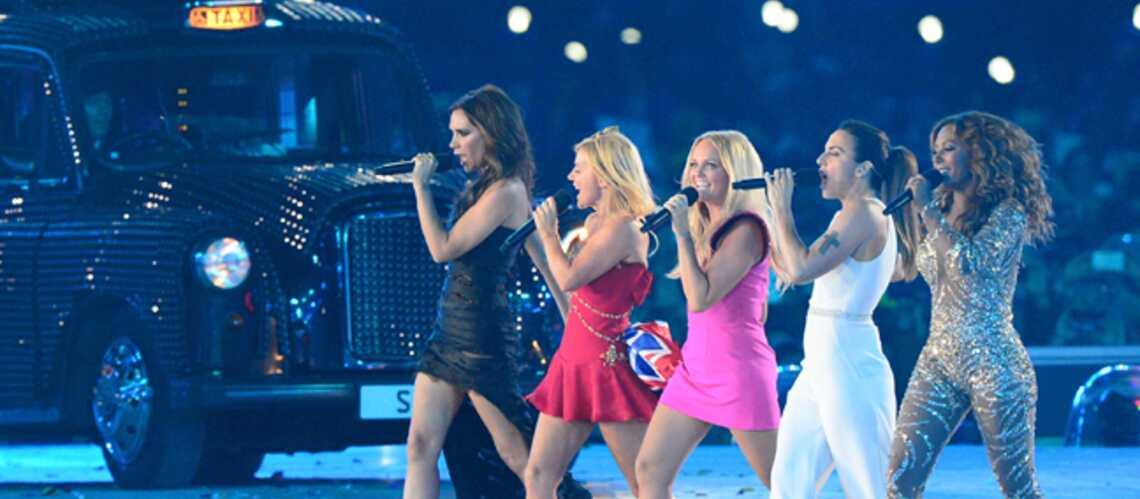 Les Spice Girls à l'allure olympique