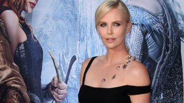 Charlize Theron, blonde glaciale?