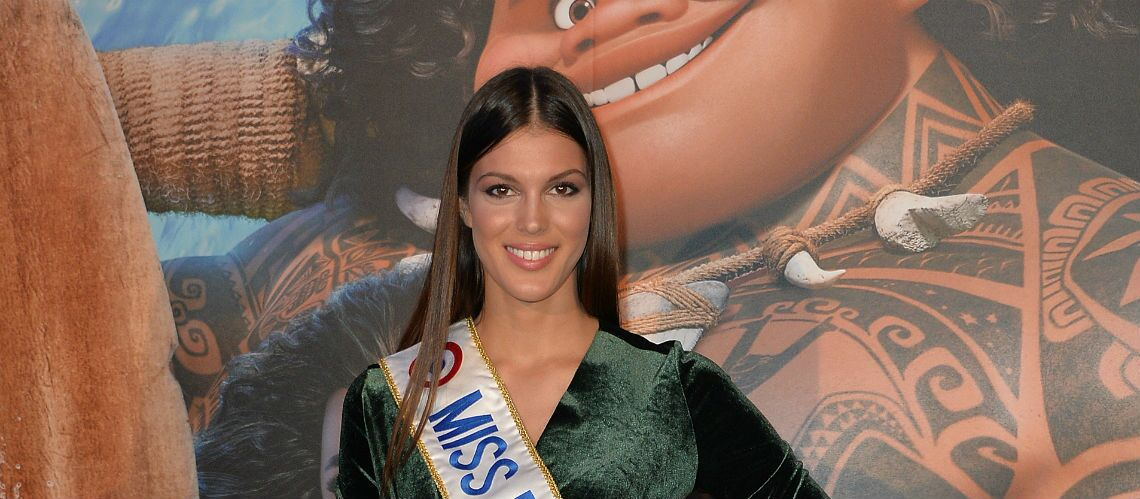 Iris Mitte­naere (Miss Univers) avoue avoir souvent menti à son compa­gnon Mathieu