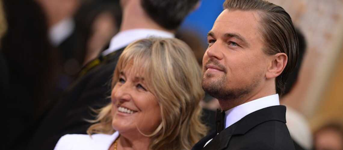 Leonardo DiCaprio: toujours dans les jupes de sa mère!