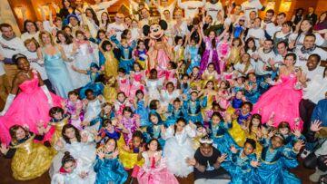 Flora Coquerel et Elodie Gossuin solidaires chez Disney