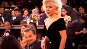 Leonardo DiCaprio et Lady Gaga: climat de guerre