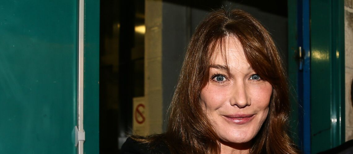 PHOTO – Carla Bruni publie une photo d'elle et Kate Moss, topless