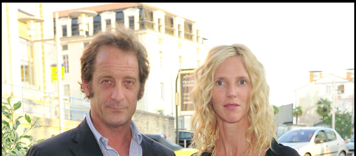 PHOTO – Suzanne, la fille de Sandrine Kiber­lain et Vincent Lindon, pose pour le Vogue italien