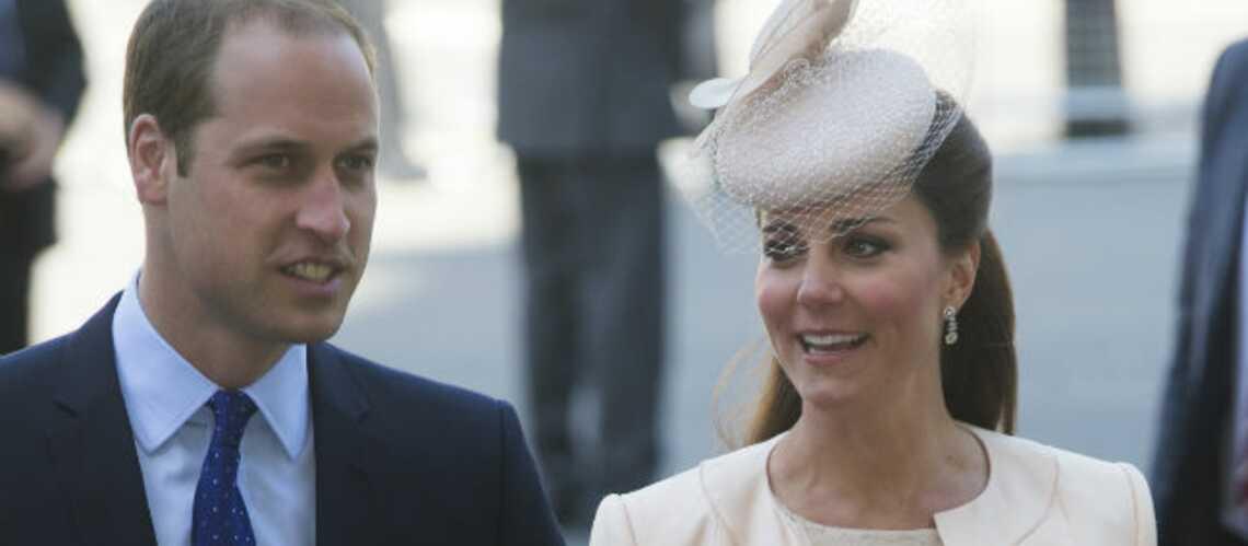Prince William: «j'ai eu peur de faire tomber mon bébé»