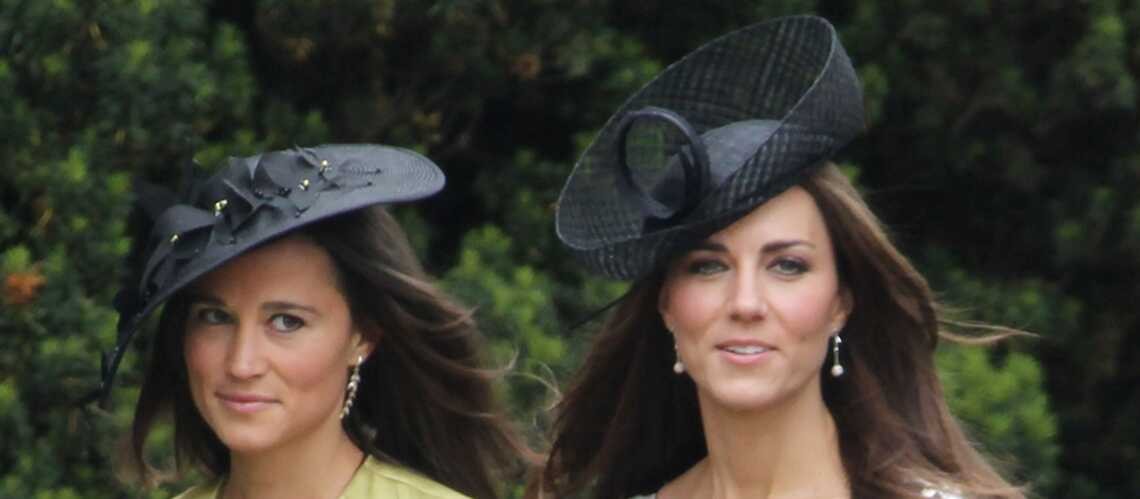Comment Kate Middleton prépare les noces de sa soeur Pippa