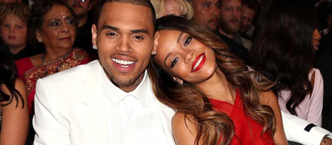 Rihanna a toujours Chris Brown dans la peau