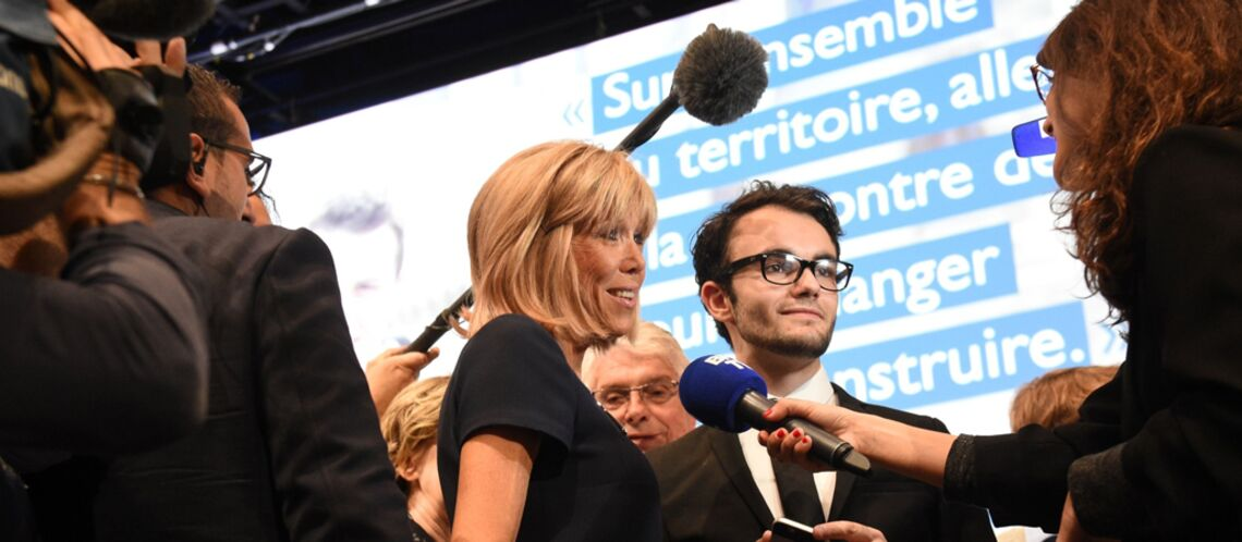 «Emmanuel Macron sait ce qu'il lui doit», l'étrange phrase sur Brigitte Macron et ses réseaux