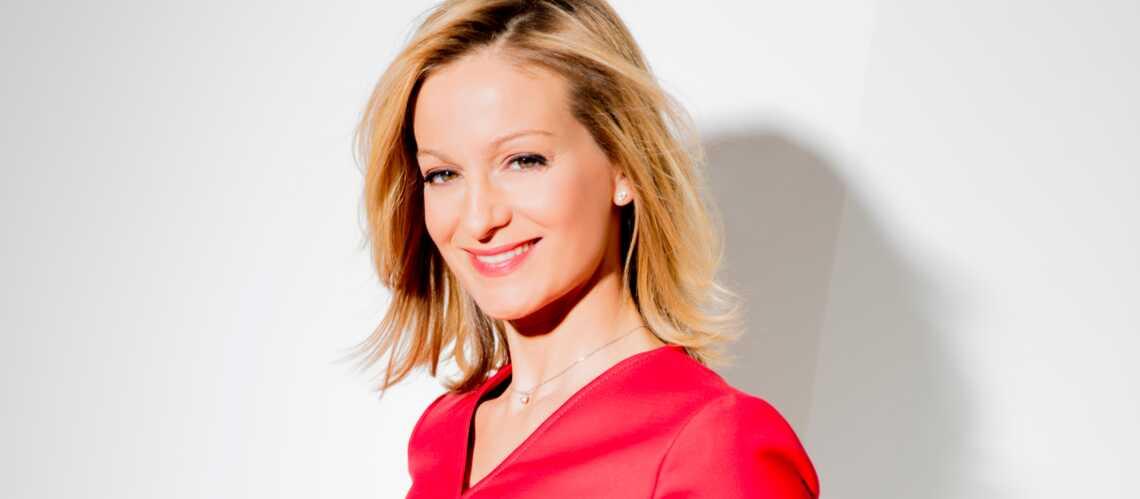 """Audrey Crespo-Mara: L'épouse de Thierry Ardisson, joker sur TF1, """"fait tout pour être la première"""" du JT"""