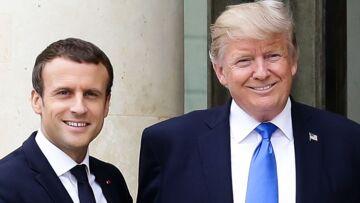 Pour leur dîner à la Tour Eiffel, Emmanuel Macron a choisi le menu avec homard cru… et ça ne plaît pas à Donald Trump